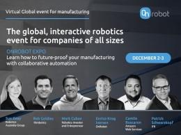 OnRobot Expo - poznejte kolaborativní automatizaci
