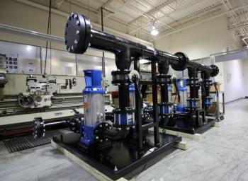 Frekvenční měniče a řízení spotřeby elektrické energie a vody