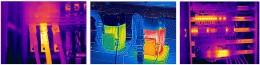 Termokamery FLIR pro průmyslové měření teplot, protipožární kontrolu, vizualizaci úniku plynu a detekci zvýšené teploty osob