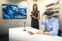 Rozšířená realita ve ŠKODA AUTO zjednodušuje údržbu