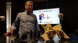 PODCAST #18: Tomáš Soóky – 3D tisk není jen drahá hračka