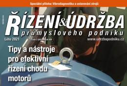 Řízení a údržba průmyslového podniku, 2/2021