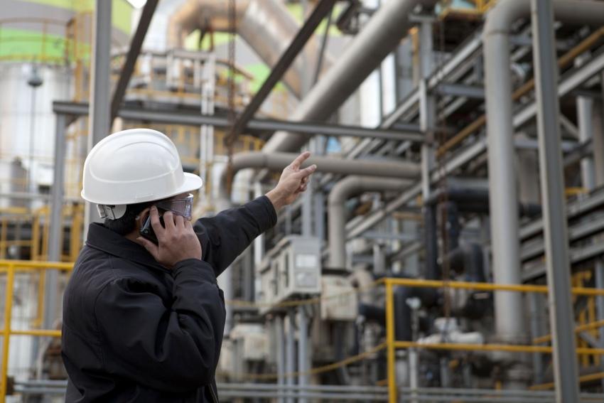 Provozní síť pro oblast údržby a bezpečnosti