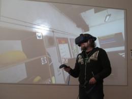 Pokud se někomu vyloženě nechce zkoušet virtuální realitu, nenutíme ho
