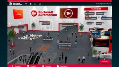 Rockwell Automation otevírá pomyslné dveře své třetí digitální konference