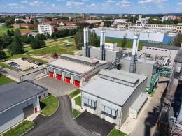 V ekologizaci teplárny v Plané nad Lužnicí pomáhá česká firma ZAT