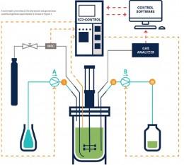Automatizované řešení bioreaktoru na míru pro budoucí generaci vědy