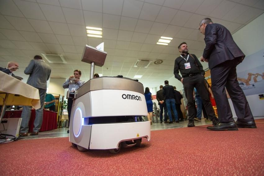 Roboty 2018: Brno v područí robotických řešení