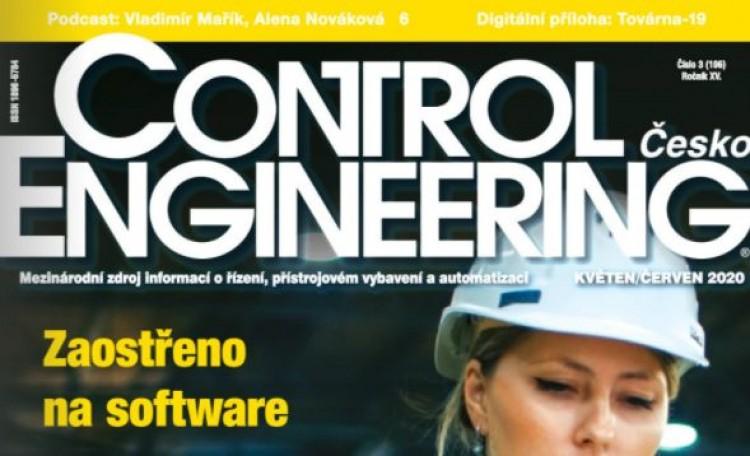 Control Engineering Česko, 3/2020