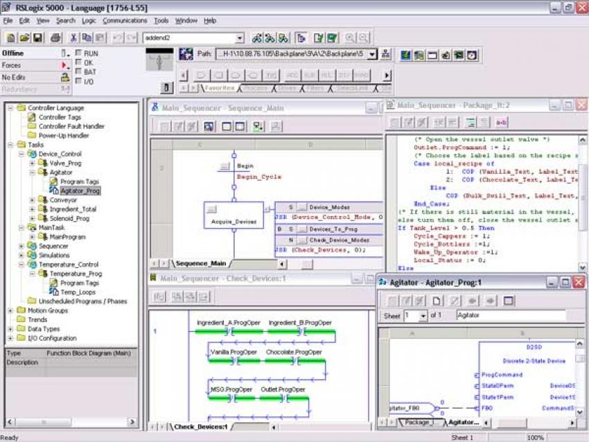 Deset osvědčených zásad programování řídicího systému