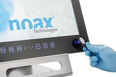 RFID čtečka noax: robustní, spolehlivá, kompatibilní