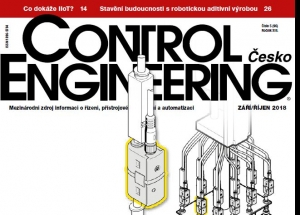 Control Engineering Česko, 5/2018