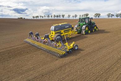 Nová generace secích strojů s řízením B&R