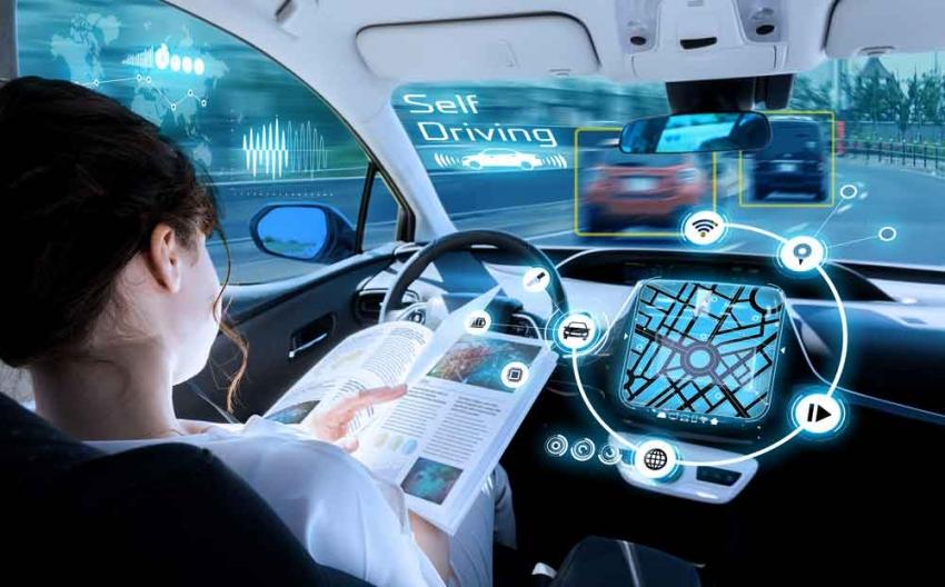 Umělá inteligence a mobilita – proaktivní cesta k řízení procesů