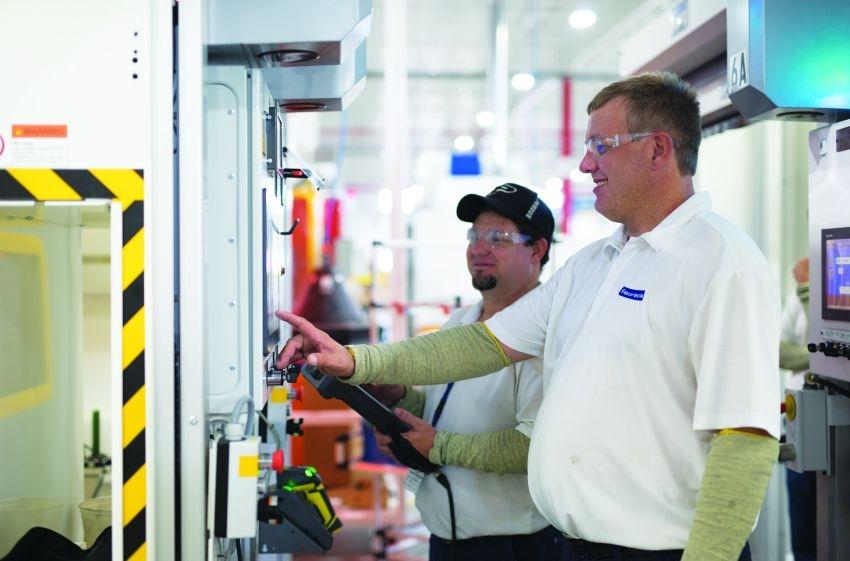 Zavedení digitalizace zdvojnásobí objem výroby