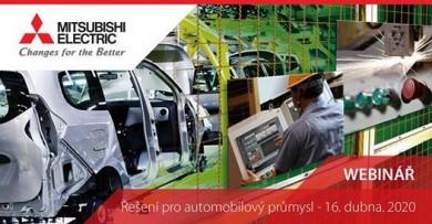 Mitsubishi Electric přehledně a on-line