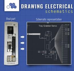 Pět tipů pro efektivní kreslení elektrických schémat