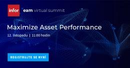 On-line konference: Maximalizace výkonnosti majetku