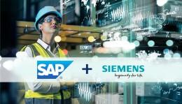 Siemens uzavřel partnerství se SAP, urychlí digitální transformaci průmyslu