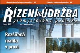 Řízení a údržba průmyslového podniku, 1/2021