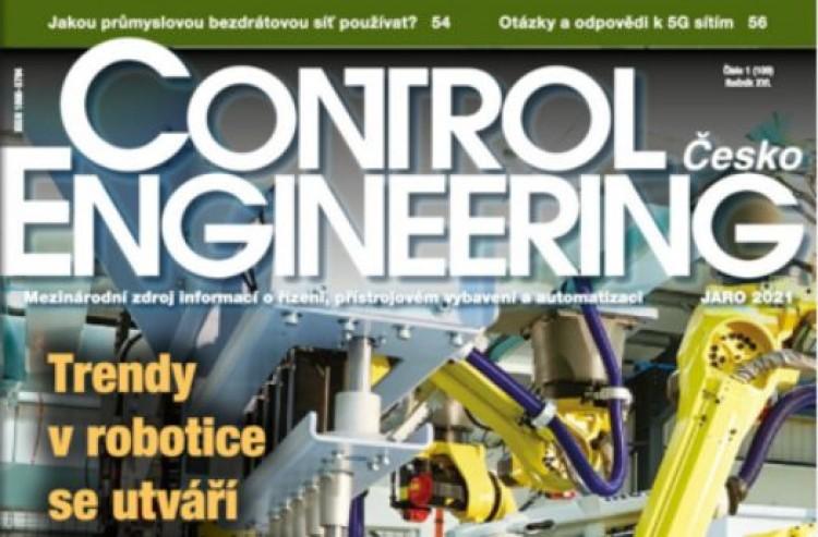 Control Engineering Česko, 1/2021