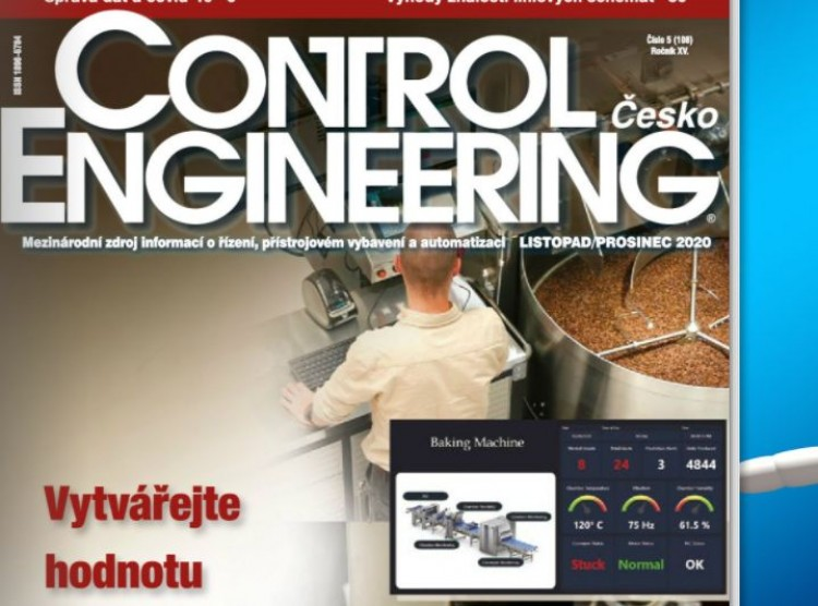Control Engineering Česko, 6/2020