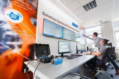 Cesta k digitalizované firmě prostřednictvím SKF Smart Rotation