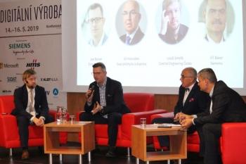 Brno přilákalo trendy v průmyslové digitalizaci