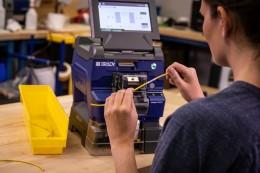 Zdvojnásobte snadno rychlost identifikace kabelů