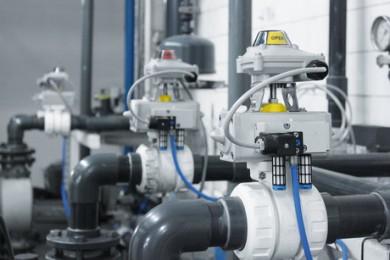 Pět tipů pro výběr správného procesního ventilu