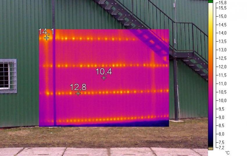 Aplikace metody infračervené termografie na bioplynových stanicích