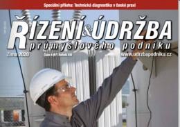 Řízení a údržba průmyslového podniku, 4/2020