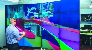 Výhody 3D simulace robotického svařování