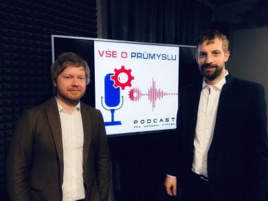 PODCAST #38: Lukáš Kousal – Čeští technici a inovátoři mají velký lokální i světový význam
