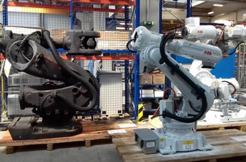 Repase robotů v Ostravě: Odpočinkový pobyt pro unavené roboty