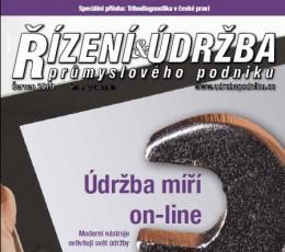 Řízení a údržba průmyslového podniku, 2/2019