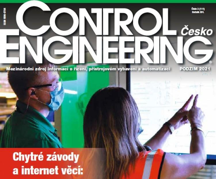 Control Engineering Česko, 3/2021