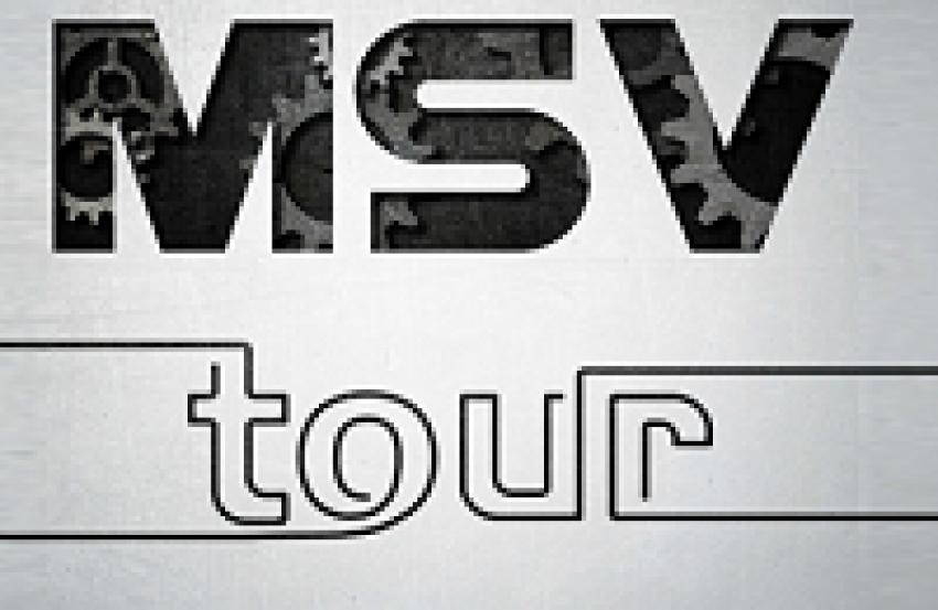 MSV TOUR 2018 představí Průmysl 4.0, robotiku i průmyslovou údržbu