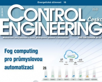 Control Engineering Česko, 3/2018