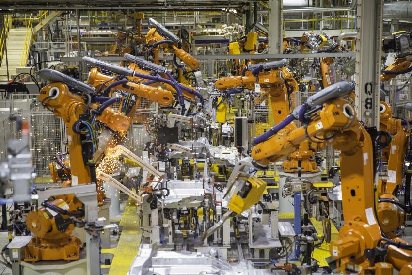 Co dělat, když průmyslové roboty stávkují?