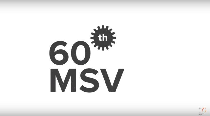 Mezinárodní strojírenský veletrh slaví 60 let