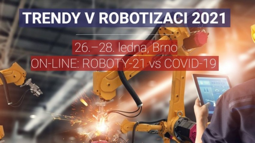 WEBINÁŘ: Roboty-21: A bright future for robotics