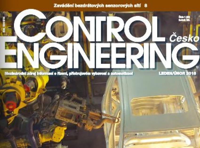 Control Engineering Česko, 1/2018