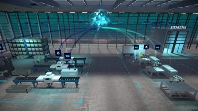 Siemens a Google Cloud spolupracují v oboru průmyslové umělé inteligence