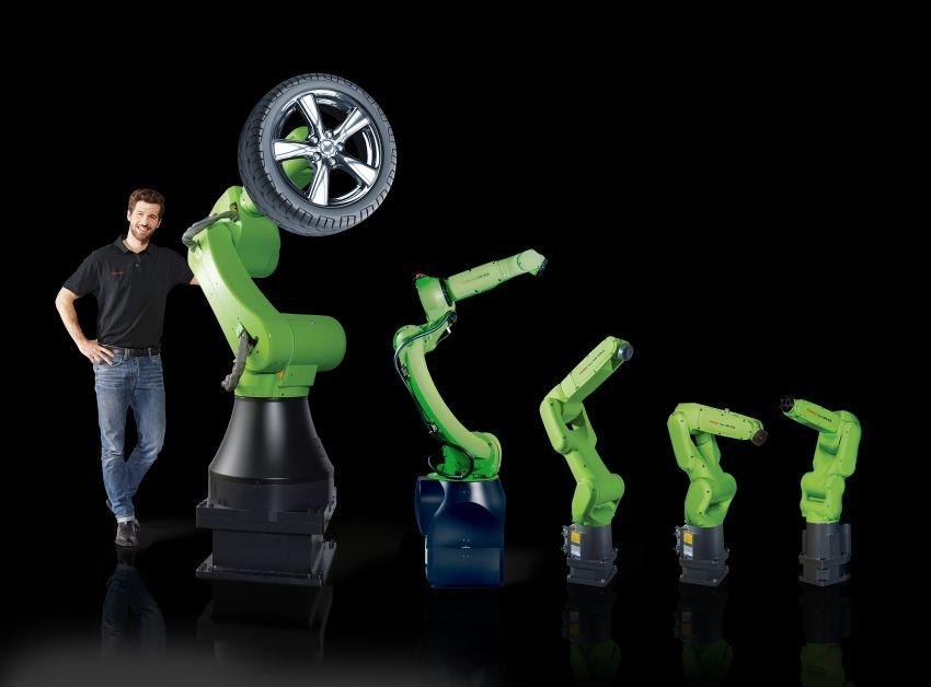 Kolaborativní průmyslové roboty mýtů zbavené