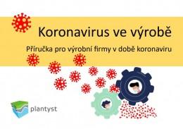 Příručka pro výrobní firmy v době koronaviru
