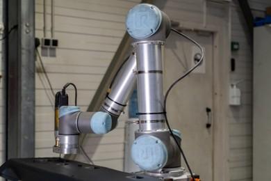 Vývoj robotického svařování