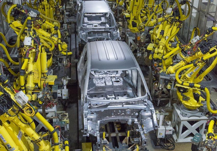 Kia Motors Slovakia omezuje bezpečnostní odstávky montážnílinky až o 70 %