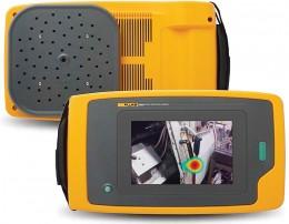 Detekce úniků stlačeného vzduchu pomocí akustické kamery