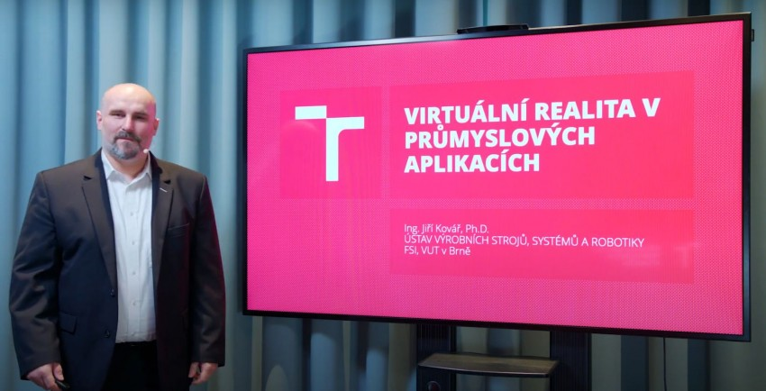 Virtuální realita v průmyslových aplikacích